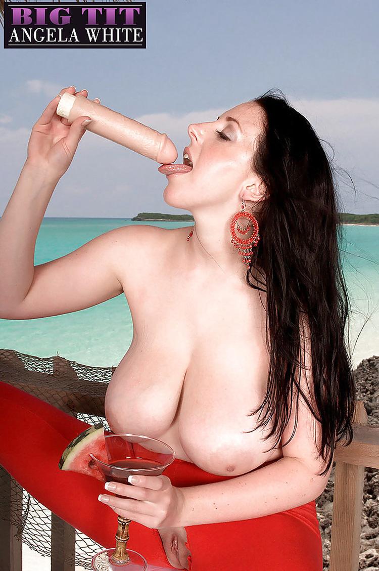 Angela White masturbation gode Big tits Hookers 12