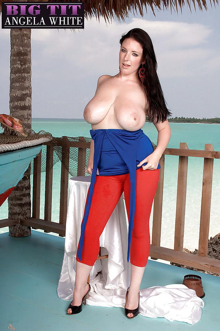 Angela White masturbation gode Big tits Hookers 6