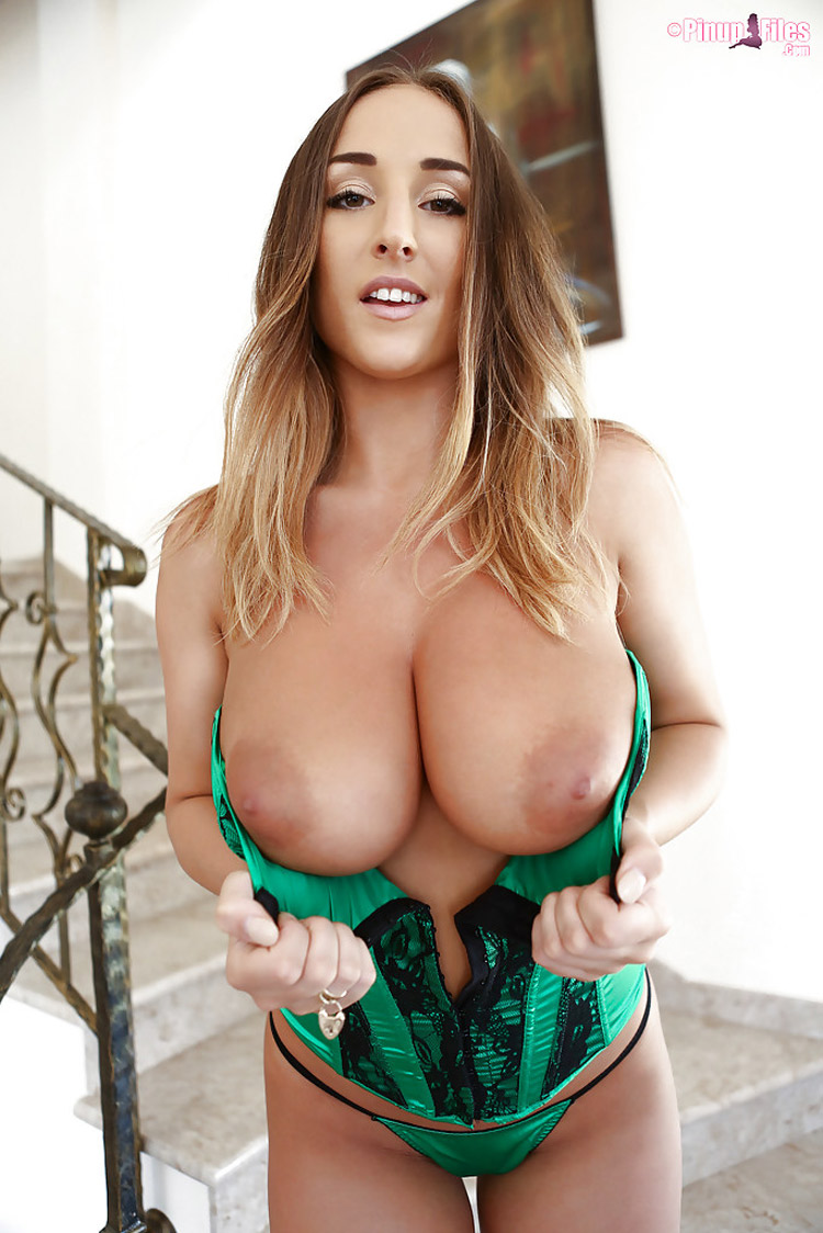 Stacey Poole beaux nichons PinupFiles 4