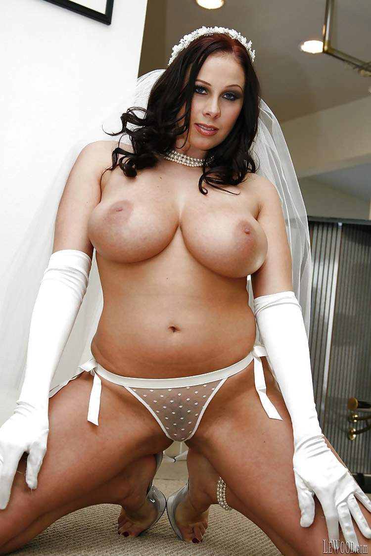 Gianna Michaels mariée grosses loches 8