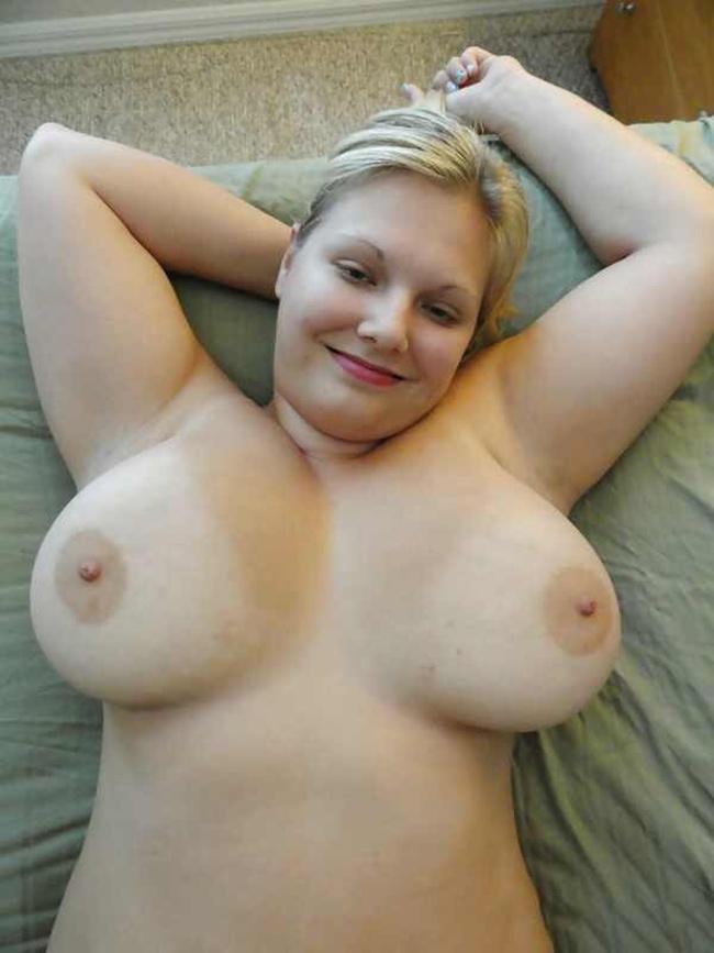 Magali blonde ronde 3