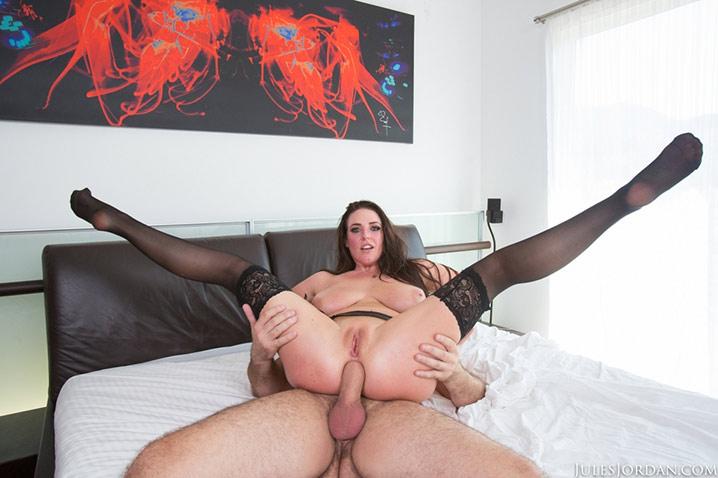 Angela White anal Manuel Ferrara Jules Jordan 18