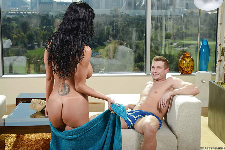 Ava Addams et Bill Baily I have a wife 1